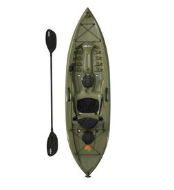 10 ft Fishing Kayak  Lifetime Tamarack Angler Green