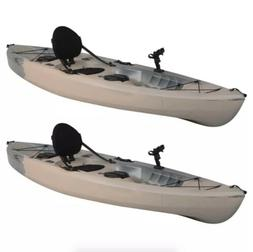Lifetime 10ft. Tamarack Angler Kayak, Sit On Top Fishing - B