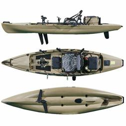 MarineNow 12ft Pedal Fishing Kayak