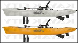 2019 mirage pro angler 12 fishing kayak