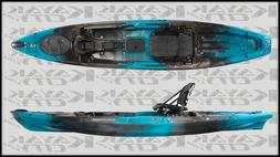 2020 Wilderness Systems Radar 135 - Fishing Kayak | Midnight