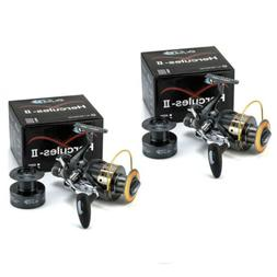 2X Spinning Fishing Reels Saltwater Bait feeder 11BB 5.5:1 S