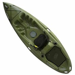 Emotion 90259 Renegade XT Fishing Kayak, Forest Green