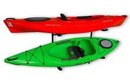 Stoneman Sports Kayak and Canoe Freestanding Storage Rack |
