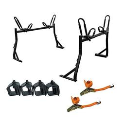 AA-Racks Model X35 Truck Rack with  Non-Drilling C-Clamps an
