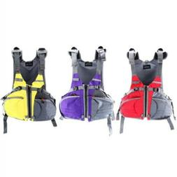 Adjustable Life Jacket for Boat Buoyancy Aid Sailing Kayak F