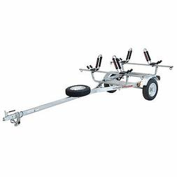 Malone Auto Racks MicroSport Trailer Kayak Transport Package