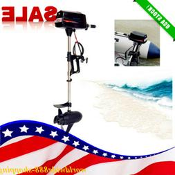 10hp electric outboard motor fishing boat engine