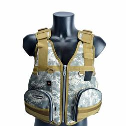 New Style Boat Buoyancy Aid Sailing Kayak Fishing Life Jacke