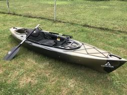 Camo Ascend Fishing Kayak 10 Foot Used No Leaks