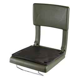 Wise 5410-940 Canoe Seat, OD Green