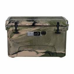 ChillMate 45 Cooler Box Army Camo Icebox For Fishing and Cam