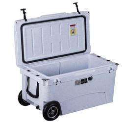ChillMate 70 Cooler Box With Wheels Granite Icebox For Fishi