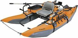 Classic Accessories Colorado XT Inflatable Pontoon Boat With