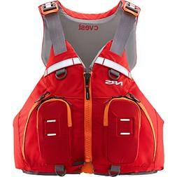 NRS cVest Lifejacket -Red-L/XL