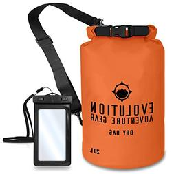 EVOLUTION Floating Waterproof Dry Bag – Professional Adven