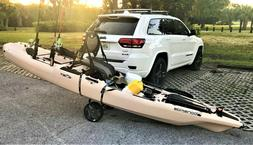 Fishing kayak Bonafide, sit on top, 12.7, adjustable seat, w