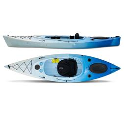Fishing Kayak Riot Quest 10HV Flatwater Recreational WHITE B