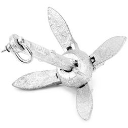 Galvanized Folding Grapnel Boat Anchors - Choose the Best We