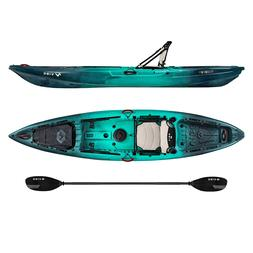 gen i yellowfin 120 fishing kayak package