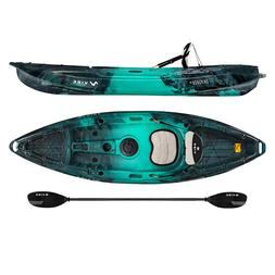 Vibe Skipjack 90 9' Sit On Top Fishing Angler Kayak | Paddle