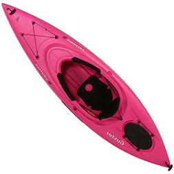 Emotion Guster Sit-Inside Kayak, Pink, 10'