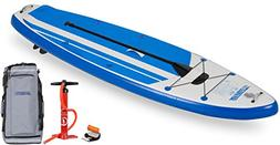 Sea Eagle HB96 Hybrid 9'6 Inflatable SUP Start Up Package