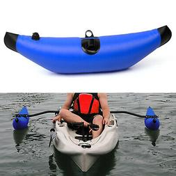 Kayak PVC Inflatable Outrigger Canoe Fishing Boat Stabilizer