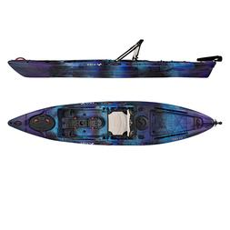 Vibe Sea Ghost 130 13' Pro Fishing Kayak | Rudder + Storage