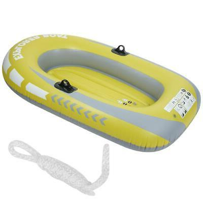 1-3 Inflatable Fishing Boat Raft Rafting Water Sports