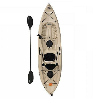 Lifetime Tamarack Angler 100 Fishing Kayak , 90508, 3 Colors