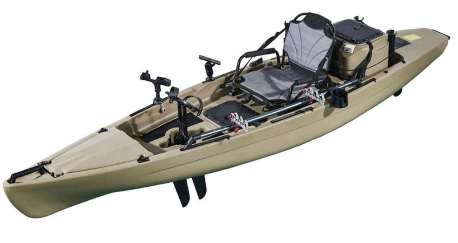 MarineNow 12ft Pedal Kayak with