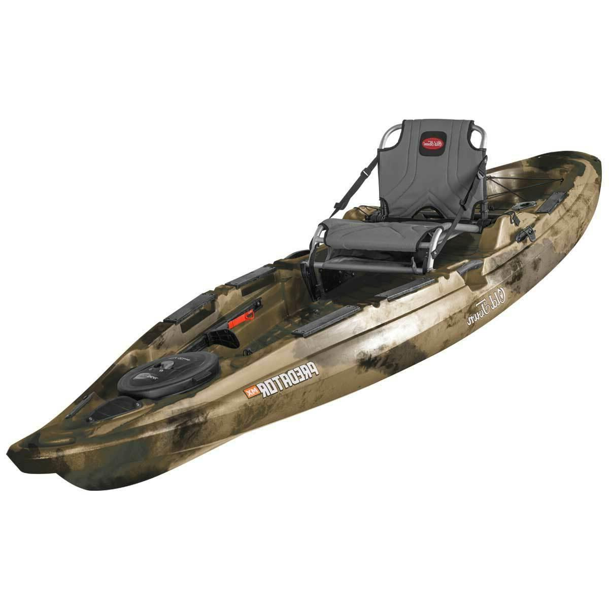 2018 predator mx fishing kayak angling hunting