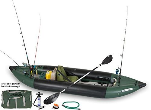 Sea 350FX Inflatable Fishing