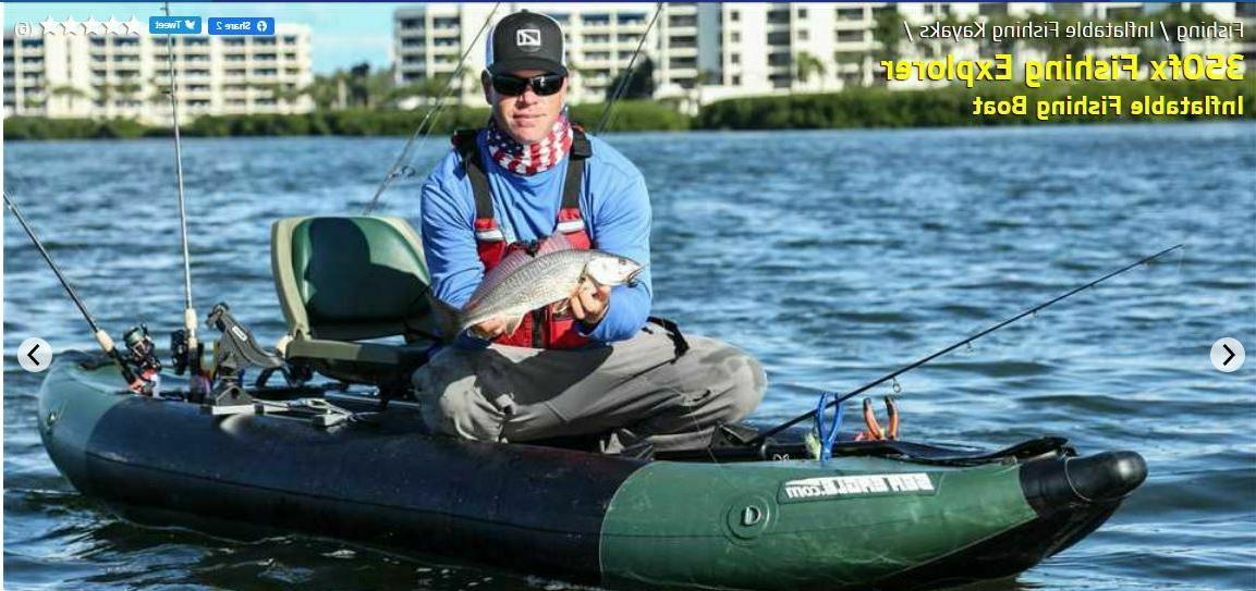 350fx inflatable swivel seat fishing rig boat