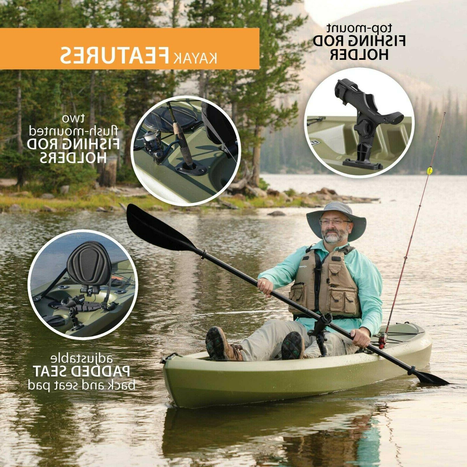 Sit Kayak versatile durable