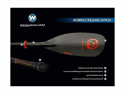 Wilderness Alpha Carbon Kayak Paddle |