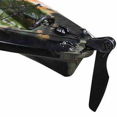 Auklet 12 Person Sit On Top Fishing with Rudder a