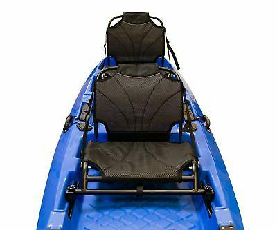 BKC UH-TK29 13-Foot 1-inch Tandem On Top Kayak with