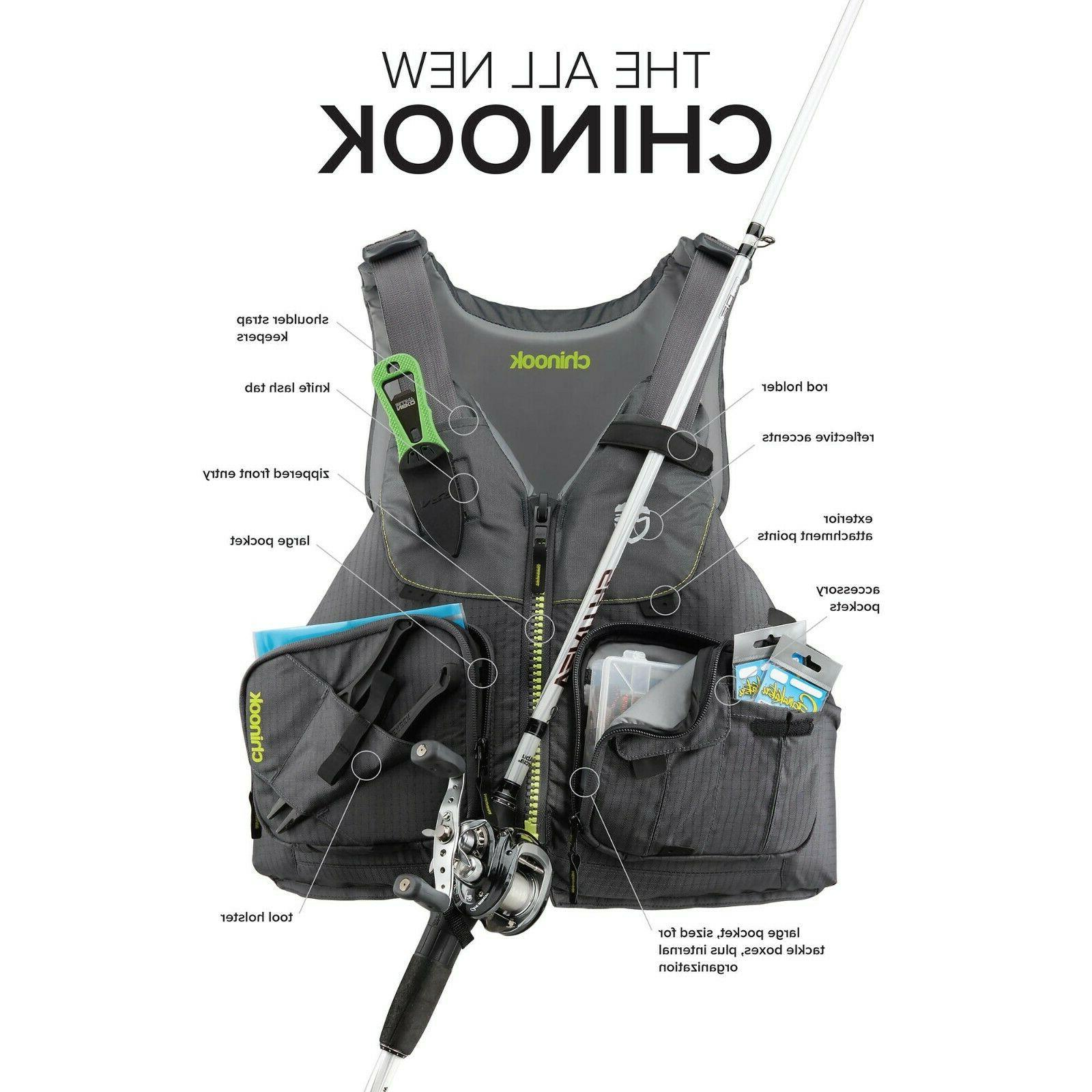 NRS Chinook Fishing Life BEST SELLING III