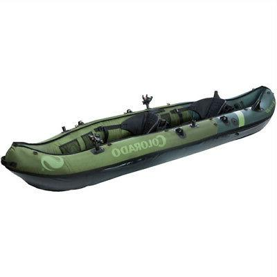 colorado 2 person fishing kayak kayak