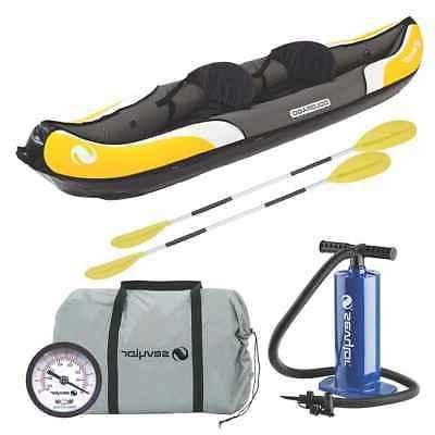 colorado 2 person inflatable kayak combo 2000014329