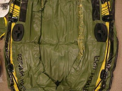 Sevylor Fish Inflatable Never Used - Oars