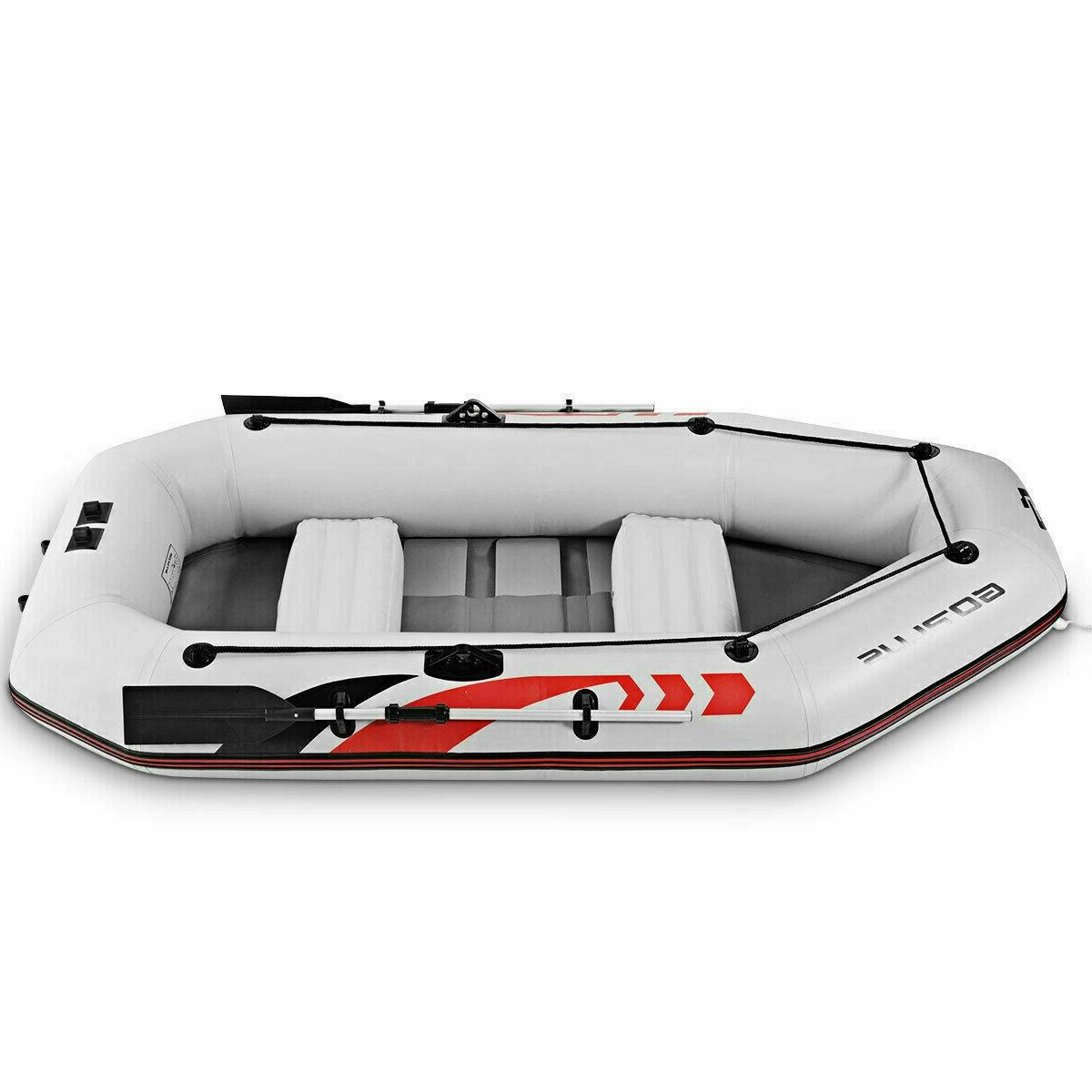 Fishing Inflatable Kayak Person Set with High Pressure Air Pump
