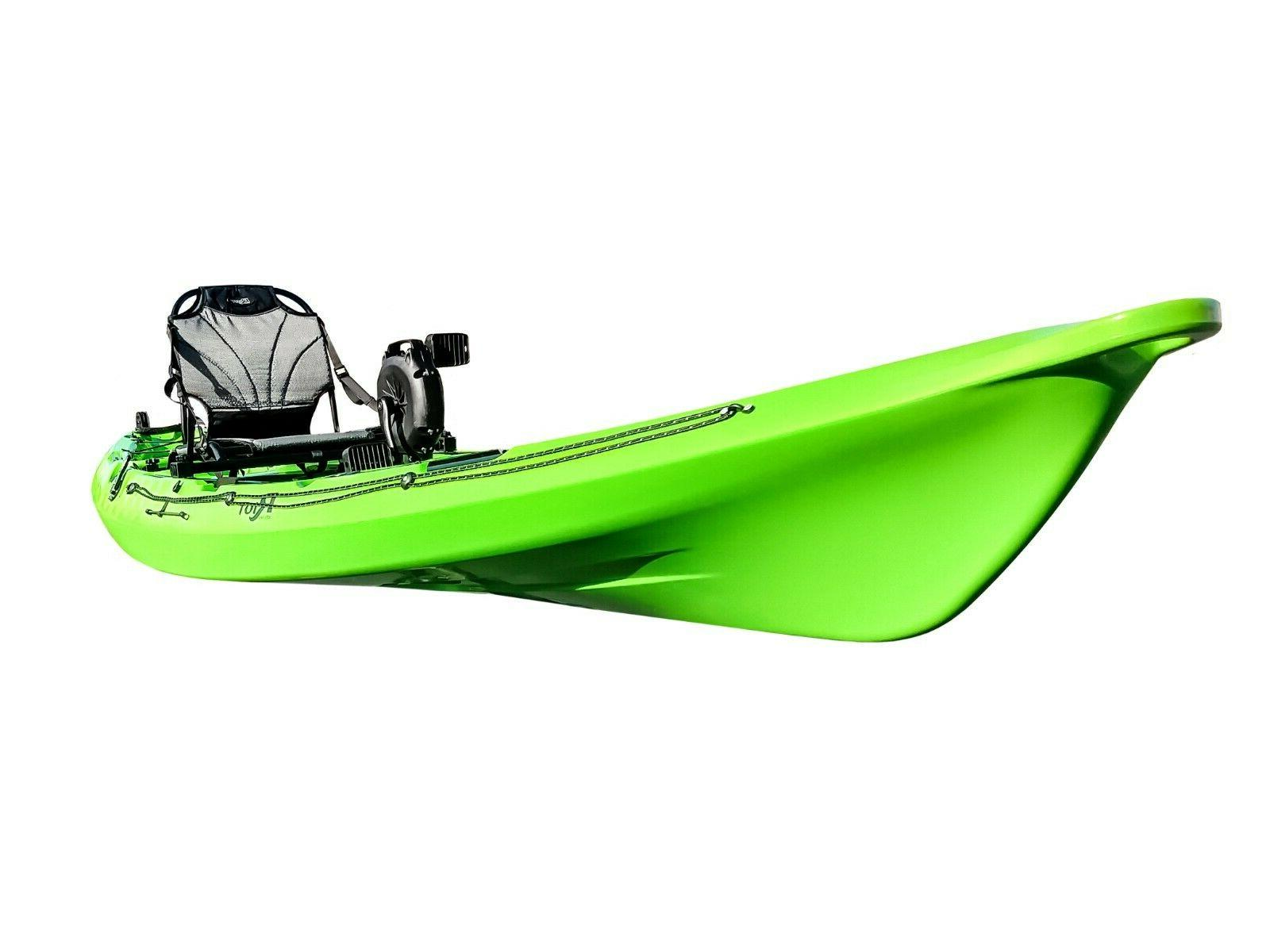 Fishing Kayak Pedal strong Propeller Driven Deluxe