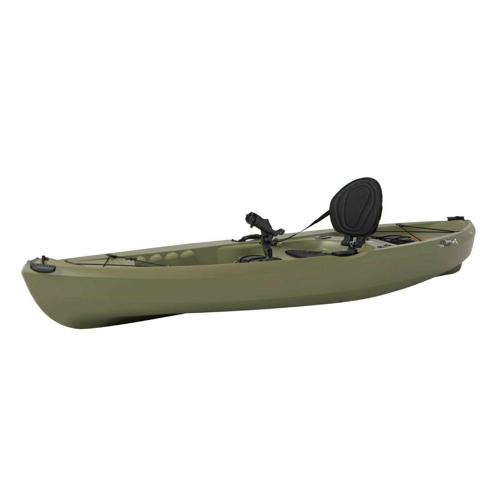 Olive Fishing Paddle Deep Stable Bottom