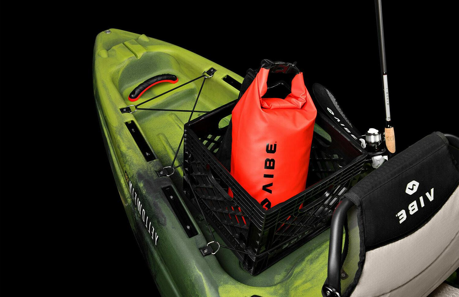 Vibe Yellowfin 120 Sit Top Fishing Angler | + Premium Seat