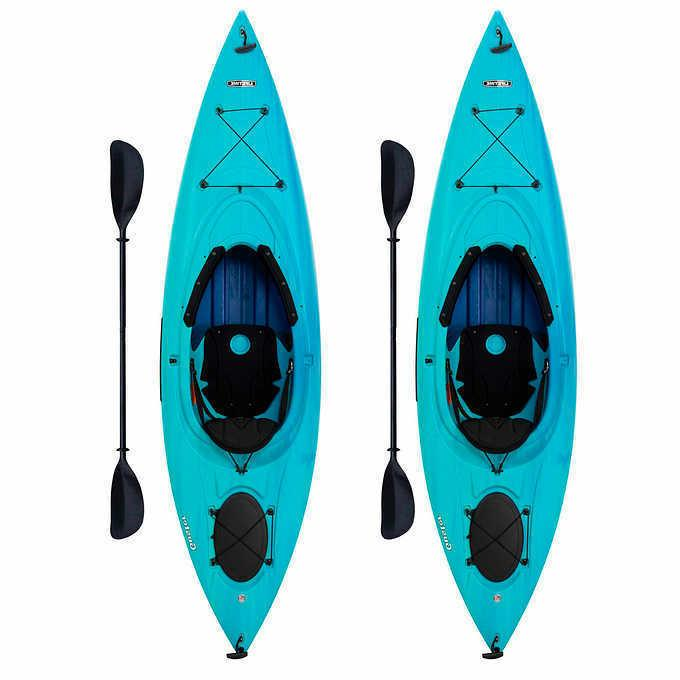 Lifetime Guster Sit In Fishing Park 2-pack @@
