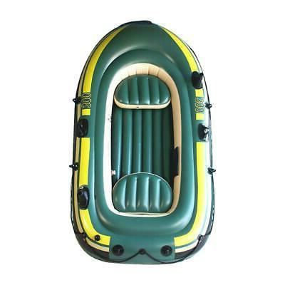1-3 Person Inflatable Boat Rafting Sports