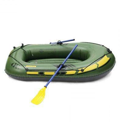 Inflatable Sport Boat w/ Paddles Sea DHL